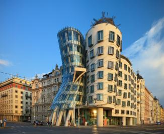 Galerie dancing house hotel prague 2 for W hotel prague